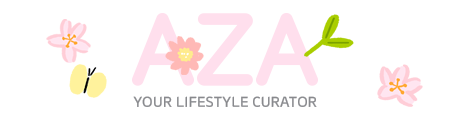 (애터미) aza, your lifestyle curator