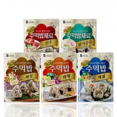 맛있는풍경 주먹밥 24g (8g*3) 이미지