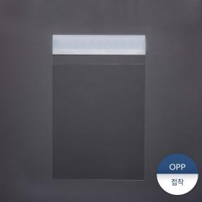 [패킹콩] OPP접착형투명봉투 200장 이미지