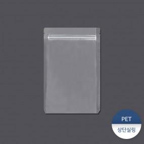 [패킹콩] PET진공투명지퍼봉투(상단실링) 100장 이미지