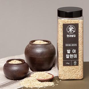 [현대쌀집] 발아찰현미 1kg 이미지