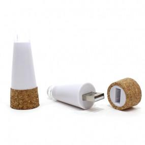 [이지피아] 하바리움 LED 코르크 마개 이미지
