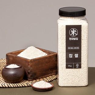 [현대쌀집] 찹쌀 2kg 이미지