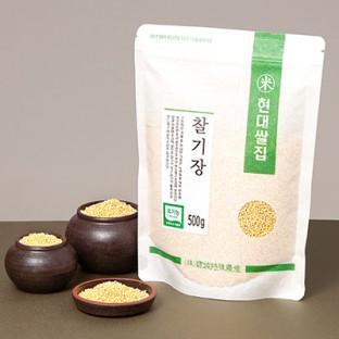 [현대쌀집] 유기농 찰기장 500g 이미지