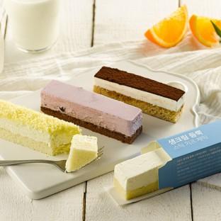 [비범한] 스틱치즈케익(4종) 30g×20개입 (고구마,생크림,티라미슈,블루베리×각5입씩) 이미지