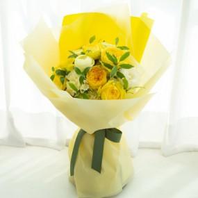 [꽃다발]햇살좋은날 이미지