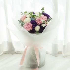[꽃다발]꽃피는날 이미지