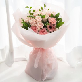 [꽃다발]사랑해LOVE 이미지