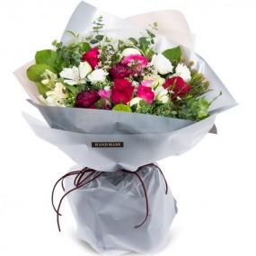 [꽃다발]러빙유 이미지