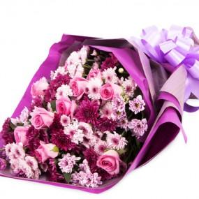 [꽃다발]아르그스 이미지
