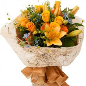 [꽃다발]신비한사랑 이미지