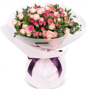 [꽃다발]러블리 이미지