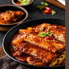 [간편조리식품]100% 제주갈치로 만든 남도갈치조림(460g*4/8팩) 이미지