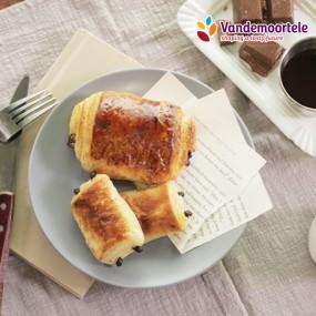 반데모르텔 초콜릿 롤 냉동생지 17개 (80g x 7개 + 미니 30g x 10개) 이미지
