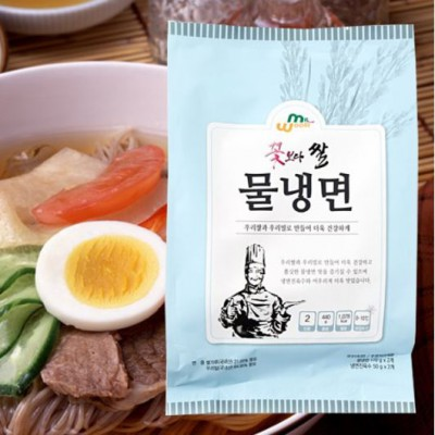 [우리밀] 꽃보다쌀 물냉면 +비빔냉면