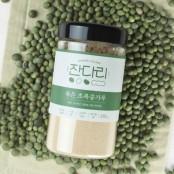 [아자몰에서만 만날 수 있는 가격] 잔다리마을 청태콩 서리태 볶은콩가루(220g/500g) 이미지