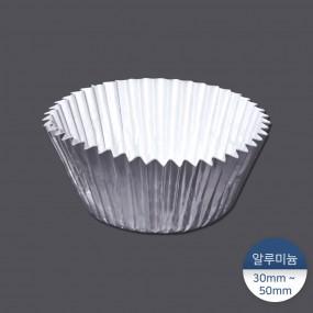 [패킹콩] 은박베이킹컵 200개/400개 이미지