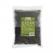 [광복] 청그루 불릴필요없는 발효찰흑미 1kg 이미지