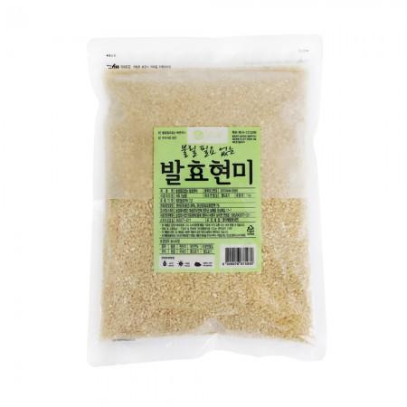 [광복] 청그루 불릴필요없는 발효현미 1kg 이미지