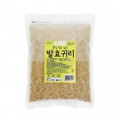 [광복] 청그루 불릴필요없는 발효귀리 1kg 이미지