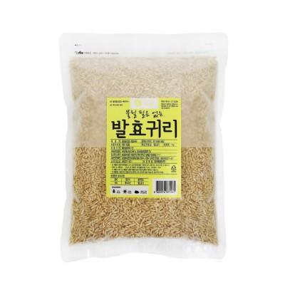 [광복] 청그루 불릴필요없는 발효귀리 1kg