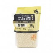 [광복] 가장 맛있는 밥맛의 비밀? 4일 발효 찰현미 2kg 이미지