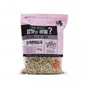 [광복] 가장 맛있는 밥맛의 비밀? 4일 발효 오색현미6곡 4kg 이미지