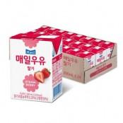 매일 멸균 딸기, 초콜릿, 커피우유 200ml 48팩 이미지