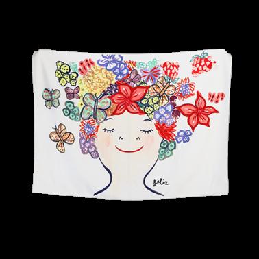 [Multi Towel] Happy 명화그림 명화액자로 집 꾸미기 이미지