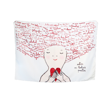 [Multi Towel] You are everywhere 명화그림 명화액자로 집 꾸미기 이미지