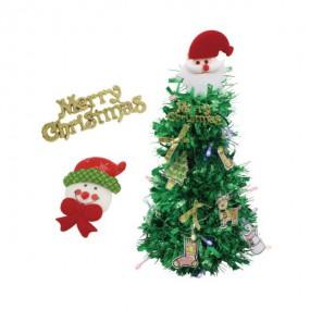 [이지피아] 원뿔 트리 만들기_크리스마스 미니트리 이미지