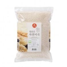 [두보식품] 햇곡 무농약 찹쌀 4kg 이미지