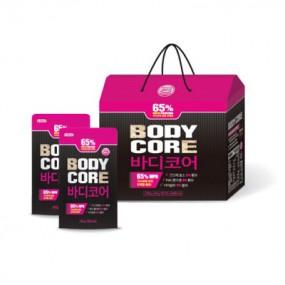 [아자몰단독할인] 바디코어 단백질 쉐이크 선물세트 (40gx30포) 무료배송 이미지
