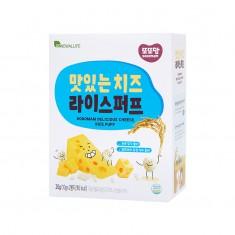 [또또맘] 라이스퍼프 맛있는 치즈 1박스(10gX2봉) 이미지