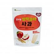 [또또맘] 유기농 쌀떡과자 사과 20g 이미지