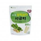 [또또맘] 유기농 쌀떡과자 시금치 20g 이미지
