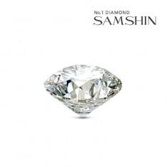 [삼신다이아몬드] 3부 GIA 다이아몬드 E/SI1/T.EX (0.30ct) 이미지