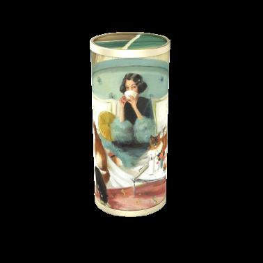 [LAMP] Mademoiselle Mink Breakfasts In Bed 명화조명/램프/무드등 이미지