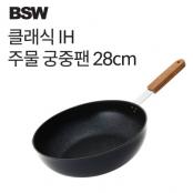 [BSW] 클래식 IH 주물단조 궁중팬 28cm 이미지