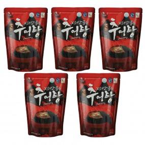 [농식품벤져스] 남원미꾸리 지리산품은 남원추어탕 500g*5입/박스 무료배송! 이미지