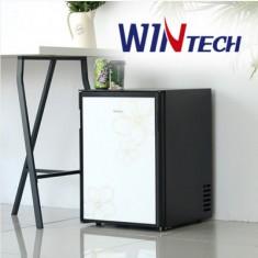 윈텍 무소음 무진동 화장품 냉장고 WC-40C 40리터 미니 소형 냉장고 이미지