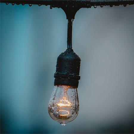 [꾸미라이팅] 파티라이트 루프탑조명 스트링라이트 카페 야외전구 이미지