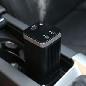 벨류텍공기청정기 VMP-003 차량용공기청정기 가습기 겸용 이미지