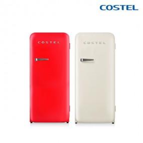 [COSTEL][으뜸효율가전] 모던 레트로 냉장고 281L /CRS-281HA 이미지