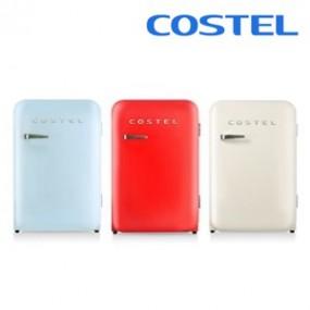 [COSTEL][으뜸효율가전] 모던 레트로 냉장고 107L / CRS-107HA 이미지