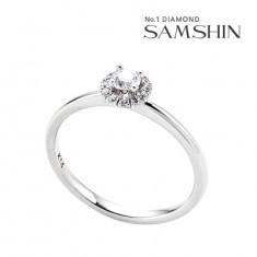 [삼신다이아몬드] 로세토 1부 다이아몬드 반지 이미지
