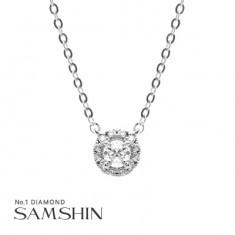 [삼신다이아몬드] 로세토 1부 다이아몬드 목걸이 이미지