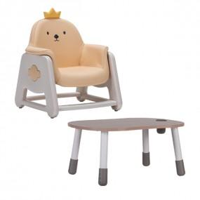 [현대리바트] 뚜뚜 높이조절 아이 책상 의자SET 4종택1 이미지