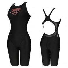 아레나 여성수영복 일반용 반전신 AVBLH09 BLK 이미지