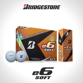 브리지스톤 골프공 E6 1dz(12알) 이미지